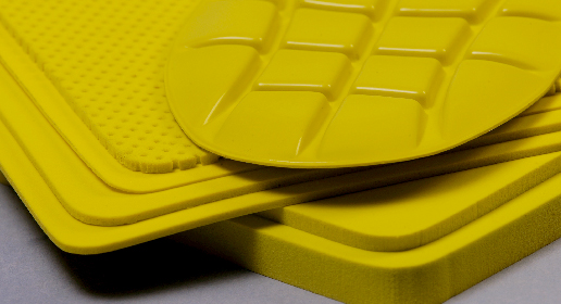 Yellow XRD Hex foam